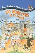 100 Monsters in My School (All Aboard Math Reader: Level 2 (Prebound))