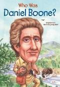 Who Was Daniel Boone? (Who Was...? (Prebound))