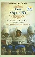 Three Cups of Tea : One Man's Mission to Promote Peace - One School at a Time