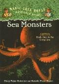 Sea Monsters (Magic Tree House Research Guides (Pb))