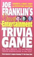 Joe Franklin's Great Entertainment Trivia Game