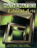 MATHEMATICS FOR LIBERAL ARTS