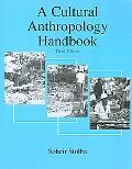 Cultural Anthropology Handbook