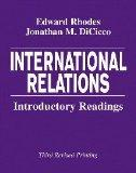 INTERNATIONAL RELATIONS: INTRODUCTORY READINGS