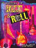HISTORY OF ROCK AND ROLL WITH MUSIC CD AND RHAPSODY
