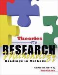 THEORIES OF RESEARCH METHODOLOGY: READINGS IN METHODS