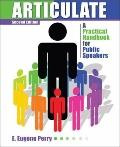 ARTICULATE: A HANDBOOK FOR PUBLIC SPEAKERS