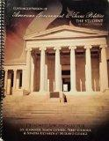 Customized Version of American Government and Texas Politics: the Student by Stacey Jurhee. ...