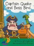 BB Sail FL SAT Captain Quake & Boss Bird (Sails)