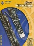 Band Expressions, Book One Student Edition: Bassoon, Book & CD