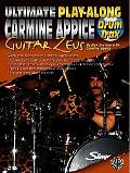 Ultimate Play-along Drum Trax: Carmine Appice Guitar Zeus with CD (Audio)