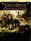 Lord of the Rings Instrumental Solos Cello