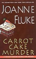 Carrot Cake Murder (Hannah Swensen Series #10)