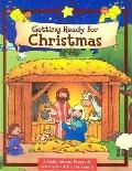 Getting Ready for Christmas: A Daily Advent Prayer and Activity Book