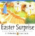 Easter Surprise: A Lift-the-Flap Board Book - Vickie Howie - Board Book