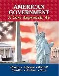 American Government A Core Approach