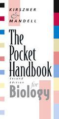 Pocket Handbook for Biology with infotrac