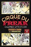 Cirque Du Freak: The Manga, Vol. 4: Vampire Mountain