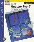New Perspectives on Corel Quattro Pro 7 for Windows 95: Introductory