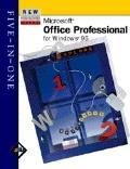 New Perspectives on Microsoft Office Professional for Windows 95: 5-in-1
