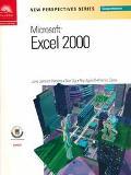 MICROSOFT EXCEL 2000: COMPREHENSIVE (P)