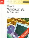 New Perspectives on Microsoft Windows 98 for Power Users (New Perspectives Series)