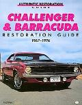 Challenger & Barracuda Restoration Guide, 1967-1974