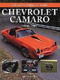 Chevrolet Camaro 1970-1981