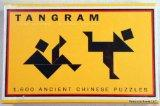 Tangram: 1,600 Ancient Chinese Puzzles
