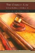 The Common Law (Library of Essential Reading Series)
