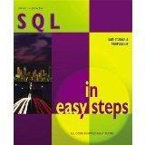 SQL in Easy Steps (In Easy Steps Series)