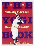 Yogi Book I Really Didn't Say Everything I Said!