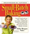 Small-Batch Baking When Just Enough for 1 or 2. . . Is Just Enough!
