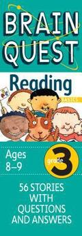Brain Quest Reading Basics Grade 3 56 Stories With Questions & Answers