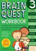 Brain Quest Workbook Grade 3