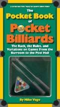 Pocket Book of Pocket Billiards : The Rack, the Rules - And a Working Pool Table