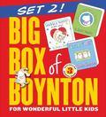 Big Box of Boynton Set 2! : Snuggle Puppy! Belly Button Book! Tickle Time!