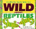 Crafts Kids Wild About Reptile