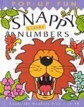 Snappy Little Numbers - Kate Lee - Pop Up Book