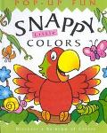 Snappy Little Colors - Kate Lee - Pop Up Book - POP-UP