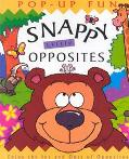Snappy Little Opposites: A Big and Small Book of Surprises - Dugald Steer - Hardcover
