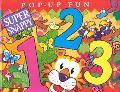 Super Snappy 123 - Dug Steer - Pop Up Book - POP-UP