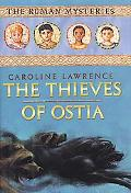 Thieves of Ostia - Caroline Lawrence - Hardcover - 1 AMER ED