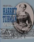 Harriet Tubman Riding the Freedom Train
