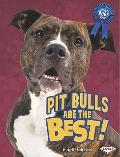 Pit Bulls Are the Best! (The Best Dogs Ever)