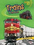 Trains on the Move (Lightning Bolt Books Vroom-Vroom)