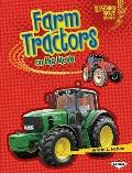Farm Tractors on the Move (Lightning Bolt Books Vroom-Vroom)