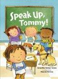 Speak Up, Tommy! (Kar-Ben Favorites)
