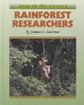 Rainforest researchers [Deep in the Amazon series]