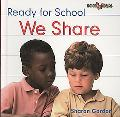 We Share (Bookworms Ready for School)